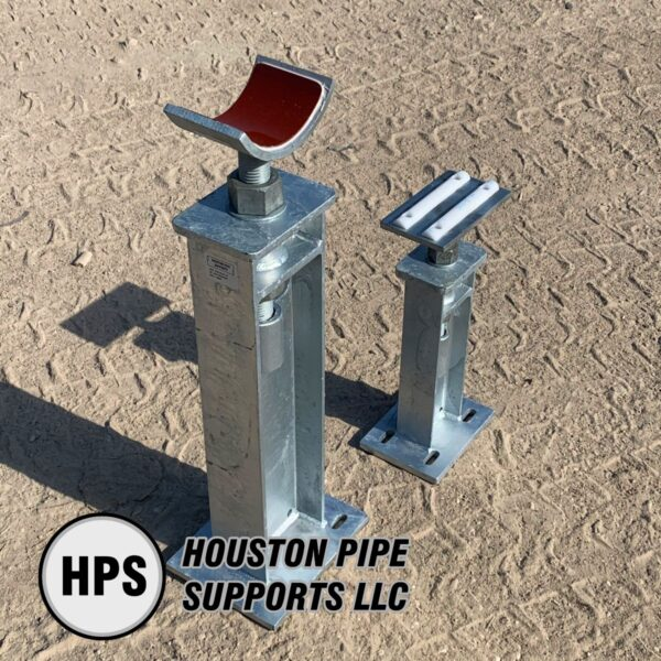adjustable pipe support types