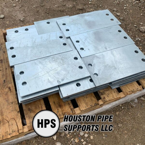 pipe support baseplates