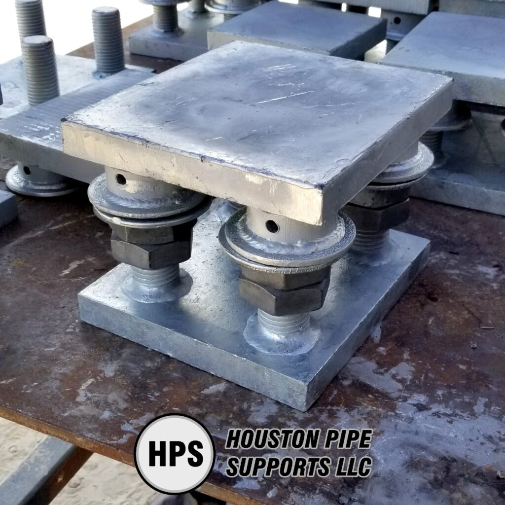 Spacer Pipe Support