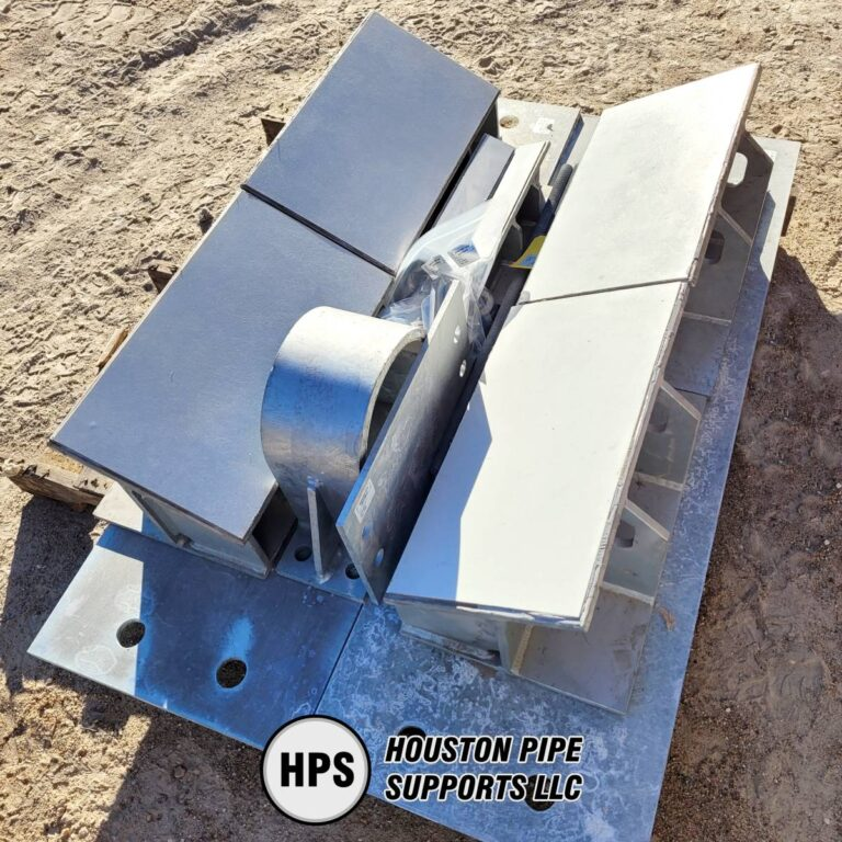 shim blocks, pipe clamp, baseplate, pipe support order