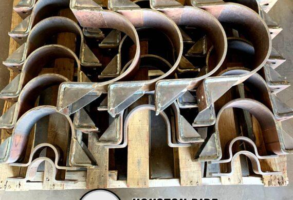 Custom Pipe Clamps